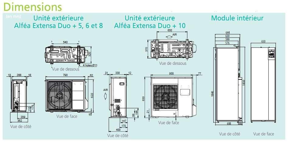 installation climatisation gainable avis pompe a chaleur atlantic duo. Black Bedroom Furniture Sets. Home Design Ideas