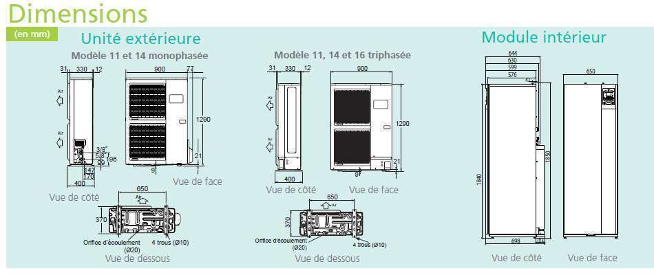 installation climatisation gainable avis pac atlantic alfea duo. Black Bedroom Furniture Sets. Home Design Ideas