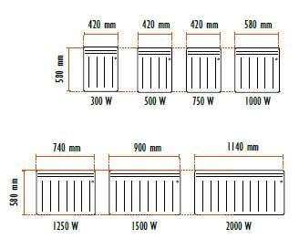 radiateur lectrique noirot pl nitude ecoconso econology. Black Bedroom Furniture Sets. Home Design Ideas