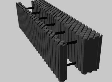 nergie grise du bloc de coffrage isolant econology le blog. Black Bedroom Furniture Sets. Home Design Ideas