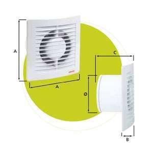 extracteur d 39 air permanent atlantic vpi econology. Black Bedroom Furniture Sets. Home Design Ideas