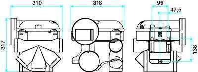 ventilation simple flux aldes bahia optima micro watt. Black Bedroom Furniture Sets. Home Design Ideas