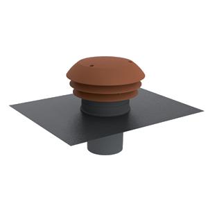 Chapeaux toiture et prise d'air Unelvent