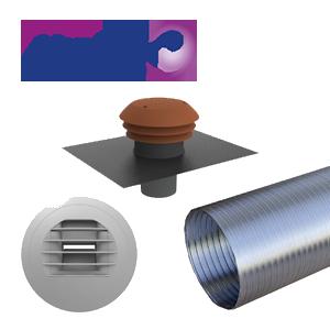 Réseau aéraulique Ventilair