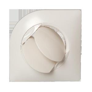 Bouche fixe, réglable et orientable Aldes