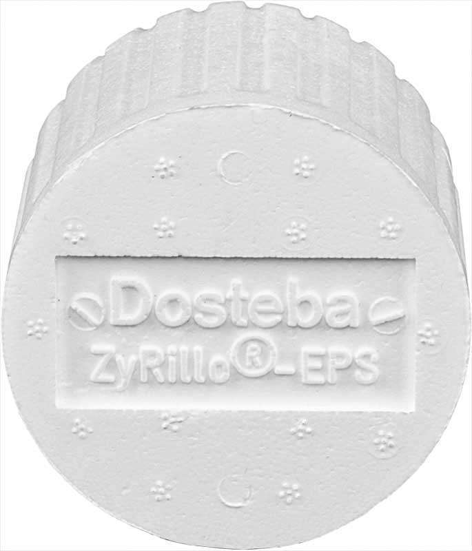 ZyRilloEPS DOSTEBA 10 cylindres fixation sur ITE ⌀125 +1 ST-Polymer 6000476
