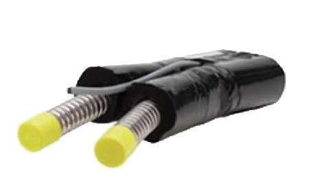 Liaison isolée Twin tube