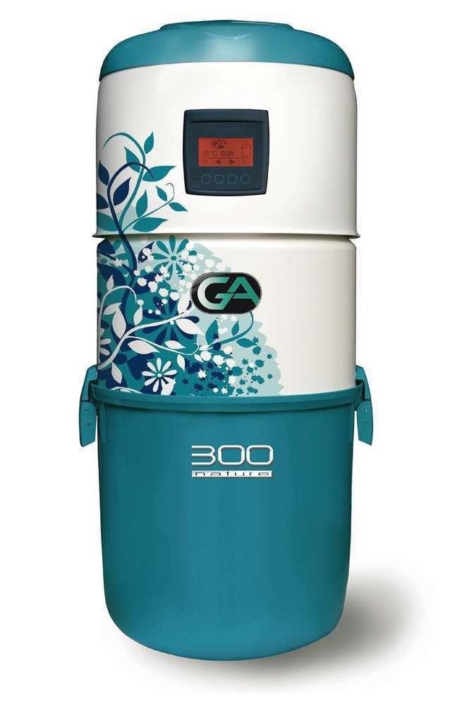 Centrale aspiration 200 GB2000