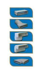 Accessoires à joint pour conduits 44x110