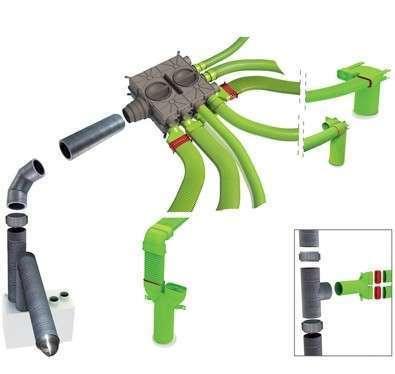 Accessoires de connexion