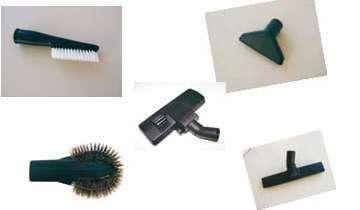 Accessoires de nettoyage aspiration centralisée pour SAPHIR