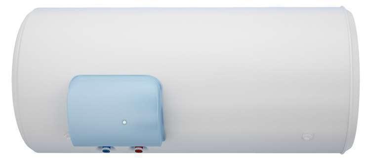Chauffe-eau électrique horizontal mural