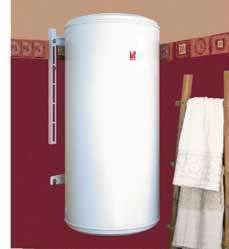 Console fixation pour chauffe-eau électrique