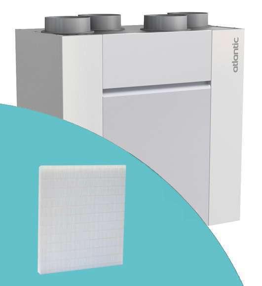 Filtre anti-odeur VMC Optimocosy