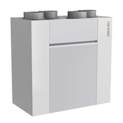Filtres VMC Optimocosy HR (2 G4 et 1 F7)