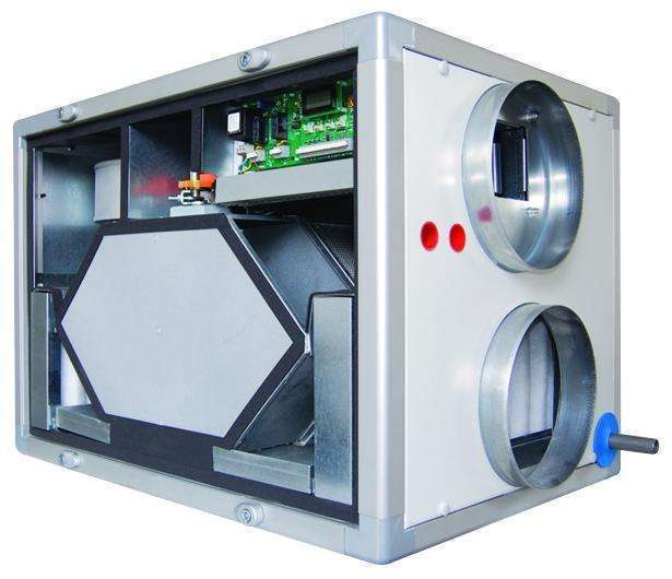 Filtres VMC double flux DFE