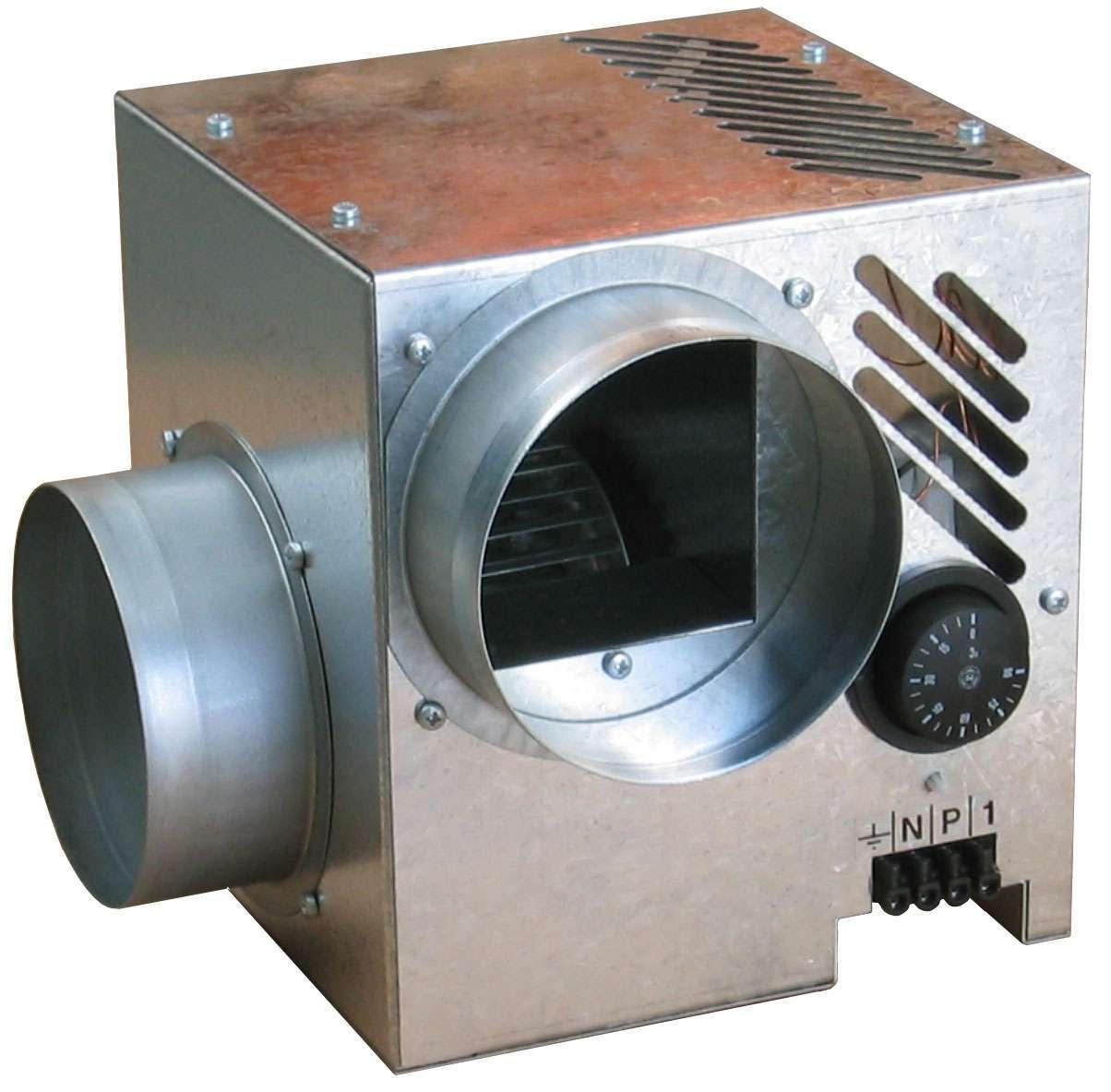 Récupérateur de chaleur pour cheminée