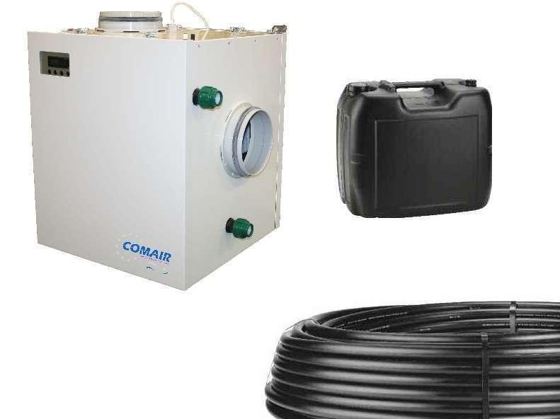 kit puits canadien hydraulique aquacom ventilair groupe belgium bvba. Black Bedroom Furniture Sets. Home Design Ideas