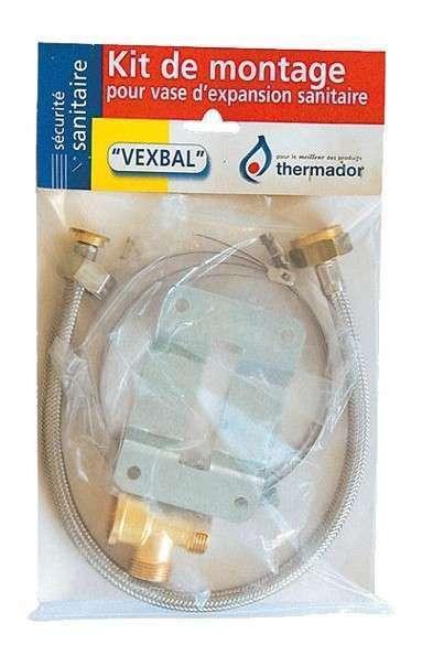 Kit de branchement pour Vexbal pour vase de 5 à 12L