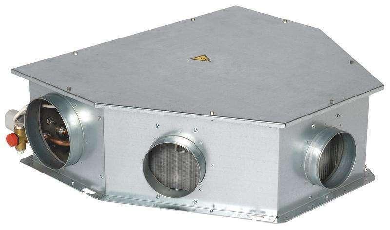 Module de chauffage eau chaude VMC