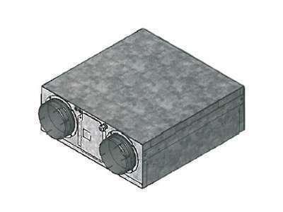 Moto-ventilateur VMC DF Modulo MV300-HE Micro-watt Auto