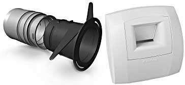 Optiflex / Flexigaine ALDES Kit Bahia Curve Bain/Wc F1-F5 80 11033669