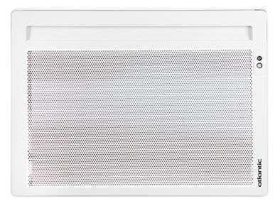 Panneau rayonnant solius eco domo atlantic chauffage - Chauffage panneau rayonnant consommation ...