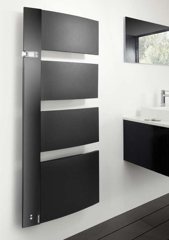 radiateur s che serviette electrique sensium atlantic chauffage. Black Bedroom Furniture Sets. Home Design Ideas
