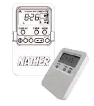 Télecommande VMC double flux Heveo Nather