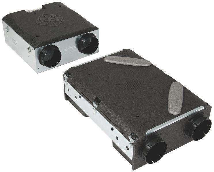 VMC double flux haute efficacité