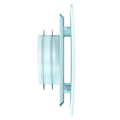 Bouche fixe extraction/insufflation Design line atlantic vue 3