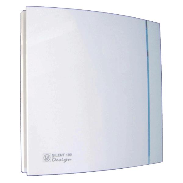 silent design blanc unelvent aerateur