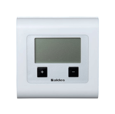 THERMOSTAT RADIO LCD ETHALDES Aldes 35700023