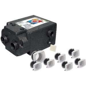 Lot de 2 Filtres pour VMC double flux NOVEO F1/100 HBH 909768