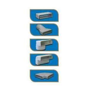 Accessoires à joint pour conduits 55x220