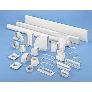 Conduit et accessoires PVC rigides ultra plats 55x220