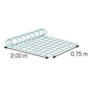 2m x 75m Film Polyethylène pour dalle PCBT
