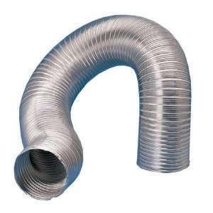 Gaine aluminium semi-rigide