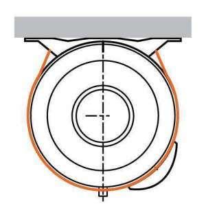 Kit de cerclage pour Chauffe-eau électrique