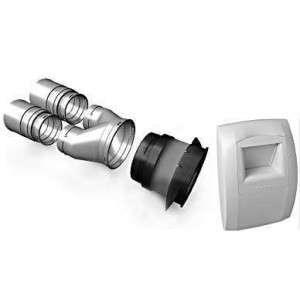 Optiflex / Flexigaine ALDES Kit Bahia Curve Push Cuisine 125 11033671