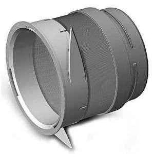 Optiflex / Flexigaine ALDES Manchette Trident D125 Compatible Optiflex 11091991