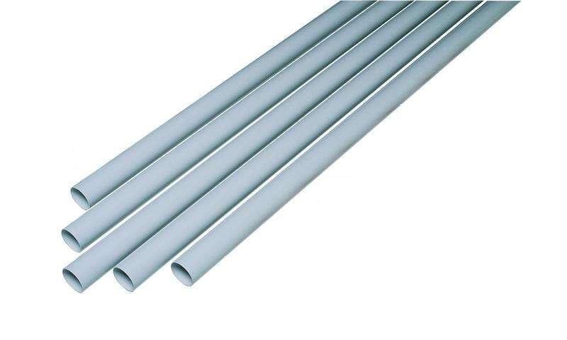 2,5m Tube PVC Conduit ⌀51 Aspi. centralisée