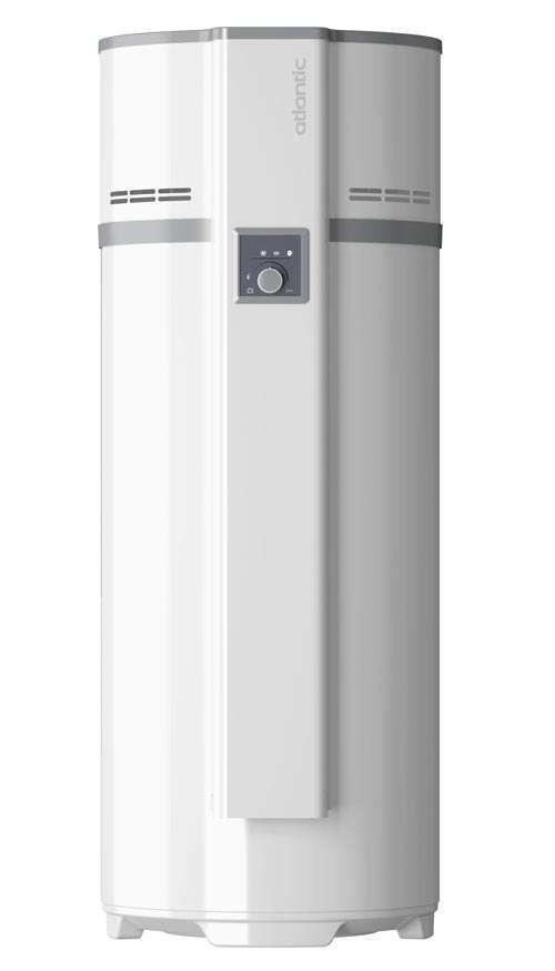 chauffe eau thermodynamique egeo atlantic chauffage. Black Bedroom Furniture Sets. Home Design Ideas
