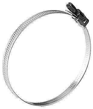 Sac 25 colliers de serrage plats ⌀60-145 mm