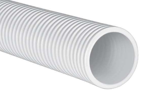 Conduit circulaire antibactérien long. 50m diamètre 90 mm