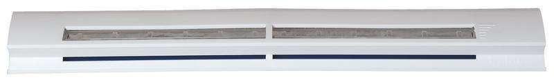 Kit entrée d'air hygroréglable 37dB Blanc