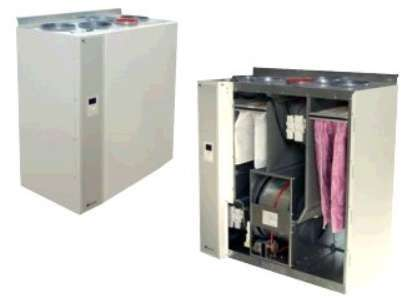 Filtre BFVR 700 EV/DCV F7 insufflation