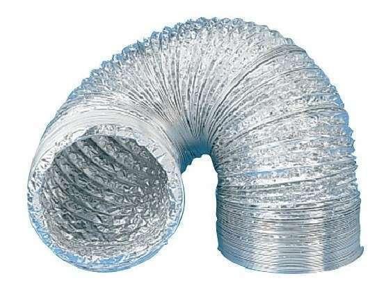 Gaine souple alu ⌀200 M0 long. 3m