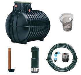 kit r cup ration eau de pluie eco jardin 1 amos environnement speidel. Black Bedroom Furniture Sets. Home Design Ideas