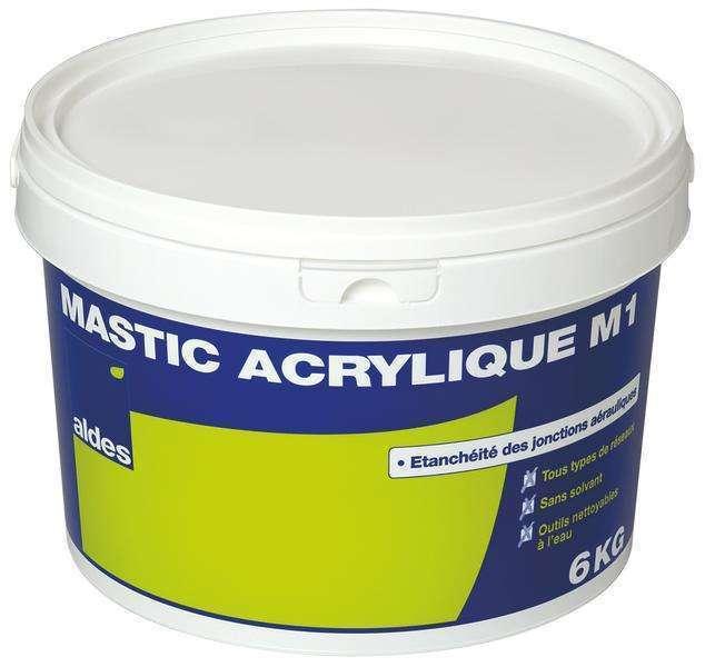 Mastic acrylique pot de 1kg